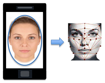 Face AI Mobile Touchless ID